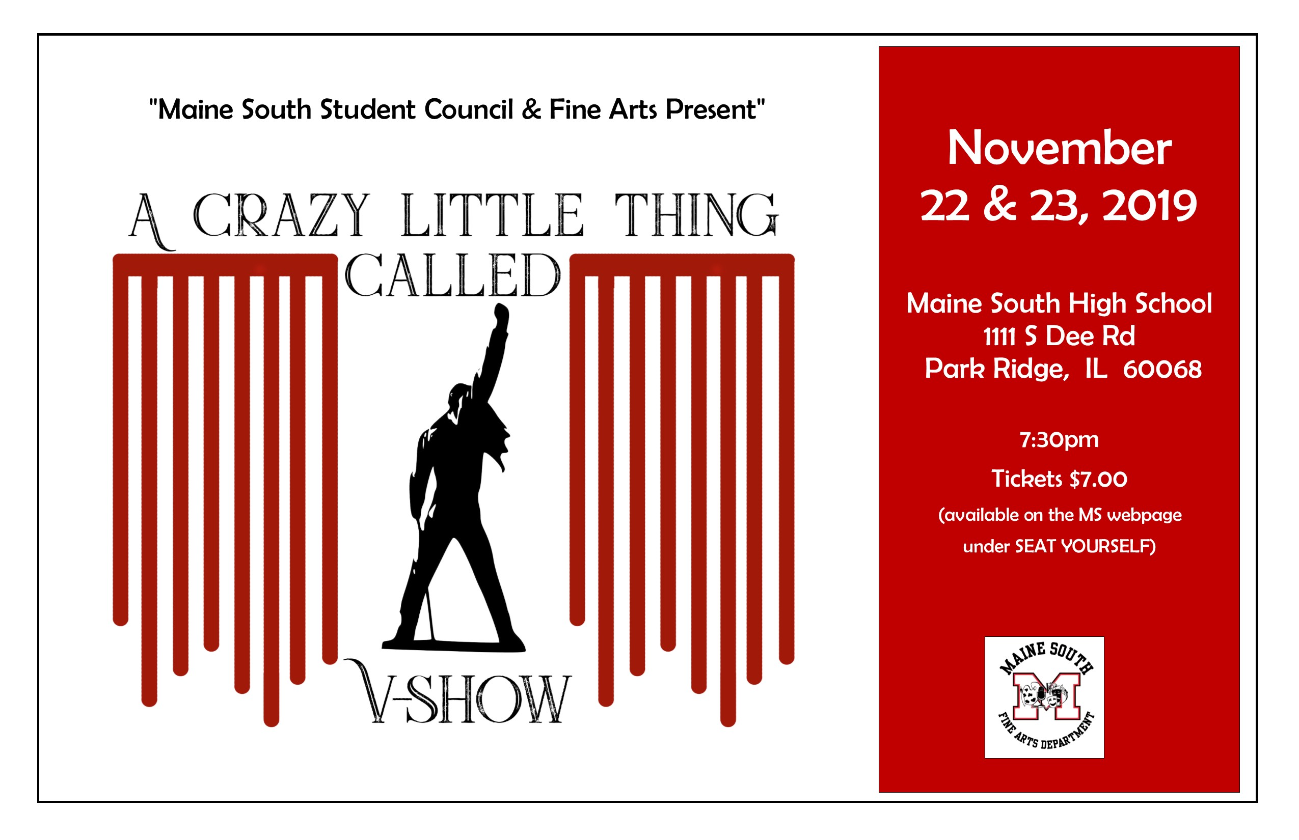 south movie 2019 n Maine South High School