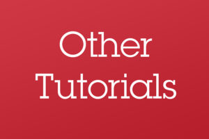 South Other Tutorials