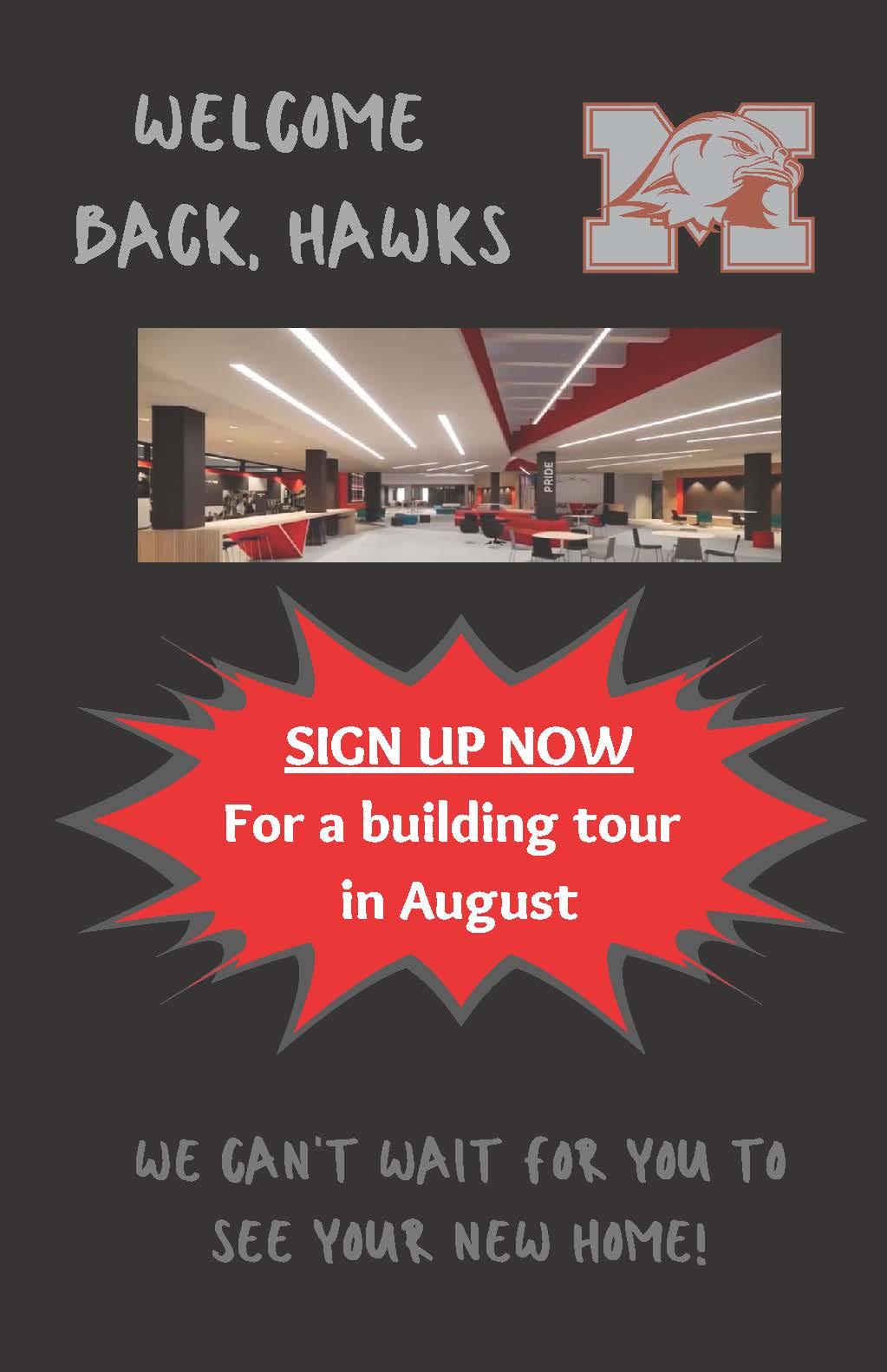 Building Tours August 2021