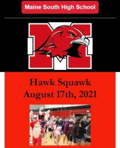 Hawk Squawk August 17 21
